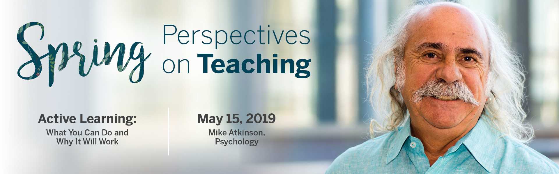 Spring Perspectives on Teaching Conference
